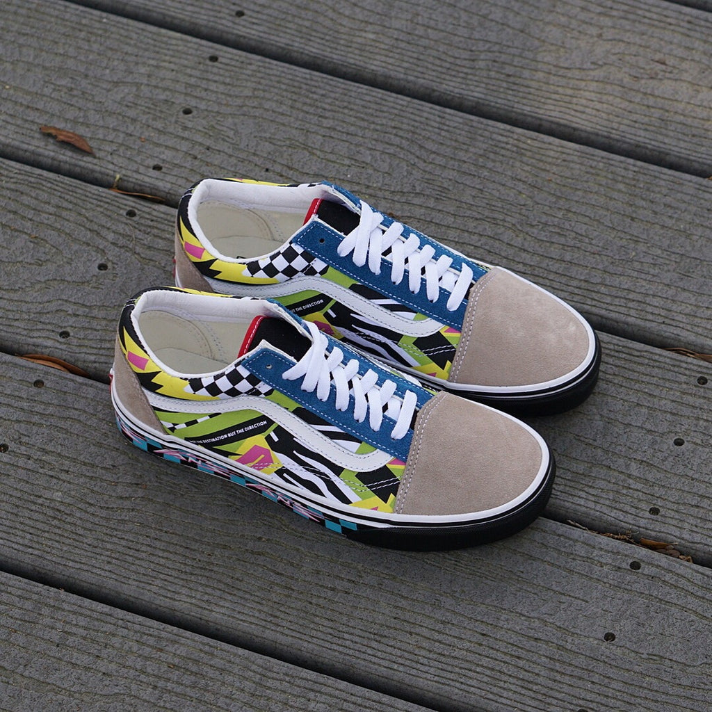 Vans Old Skool 90's Mash Up