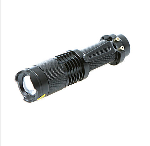 LED Zooming Torch