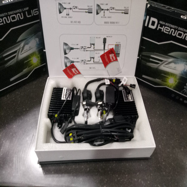 HID HeadLights Xenon Lights Kits ( 150 Watts )