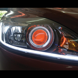 Flexible LED Drl with Indicator Signal