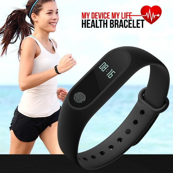 Sport Smart Bracelet M2 ( Intelligence Health Bracelet)