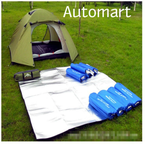 Portable Ground Tent Sheet With Aluminium and PE Bubble