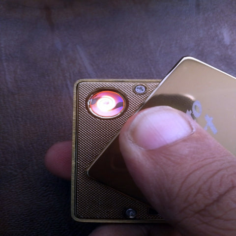 AutoMart's Usb Coil Rechargeable Lighter