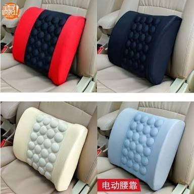 Electric Cars Back Massage Cushions