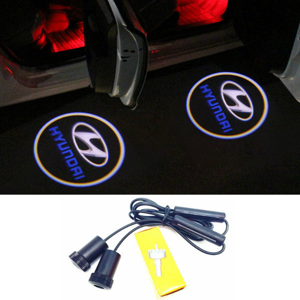 Welcome Logo Led Door Lights