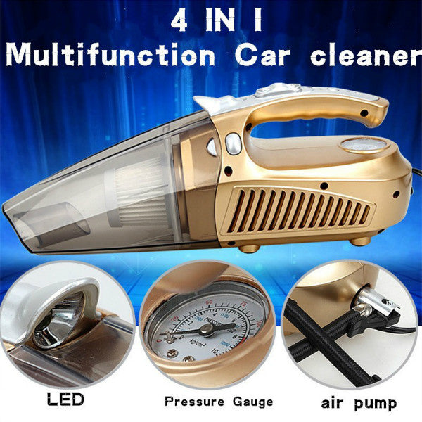 Golden 4 in 1 Multi Function Vacuum Cleaner
