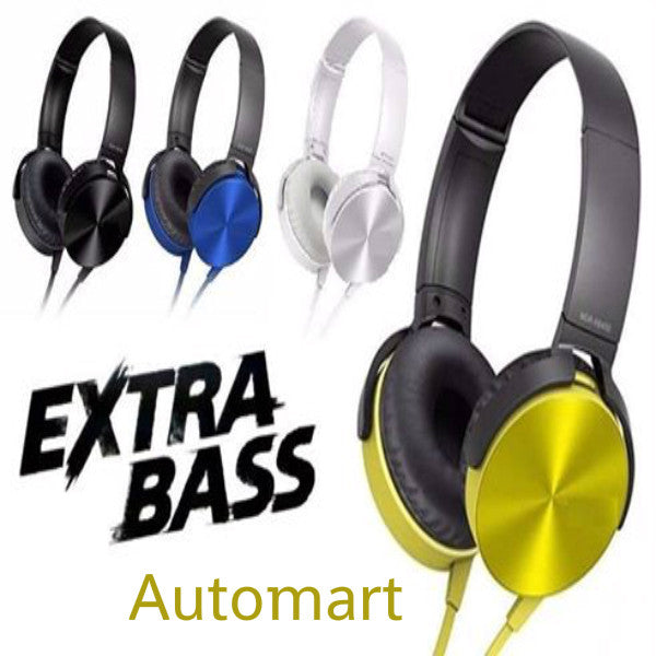 High Quality Extra Bass Headphones