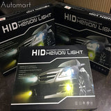 HID Head Lights Xenon Lights Kits ( 100 Watts )