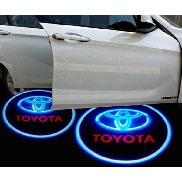 DOOR LOGO LIGHTS ( 2 DOOR )