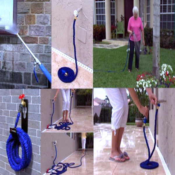 Magic Hose 50 Ft With 7 Spray Gun Functions