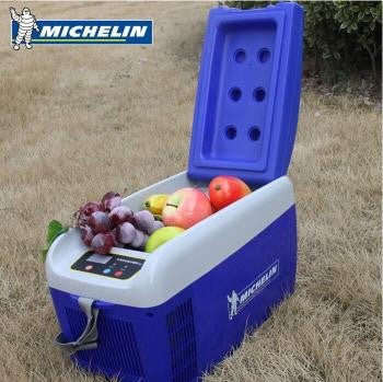 Michelin car heating box portable car fridge freezer