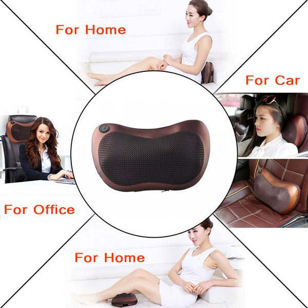 Car And Home Infrared Massage Pillow