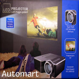 Mini Led Projector Lcd Image System