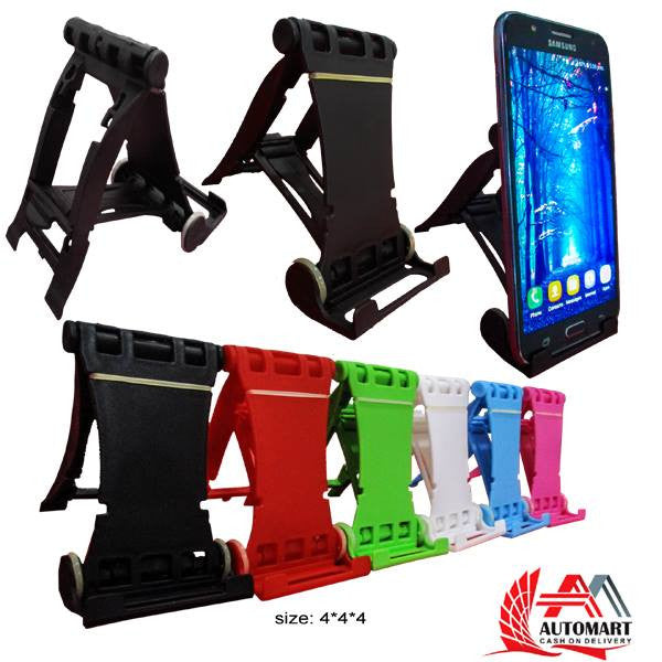 PATENTED MULTI-STAND FOR ALL MOBILE PHONES AND TABLETS
