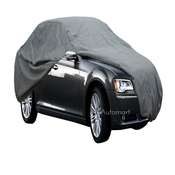 Car Top Cover Black