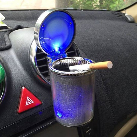 Type - R Led Color Changing Ashtrays
