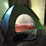 Water Proof Polyester Camping Tent 2 Persons