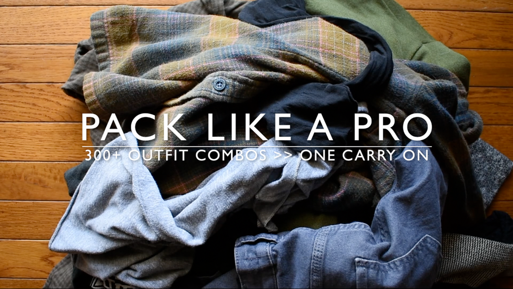 Pack Like a Pro for Your Next Adventure
