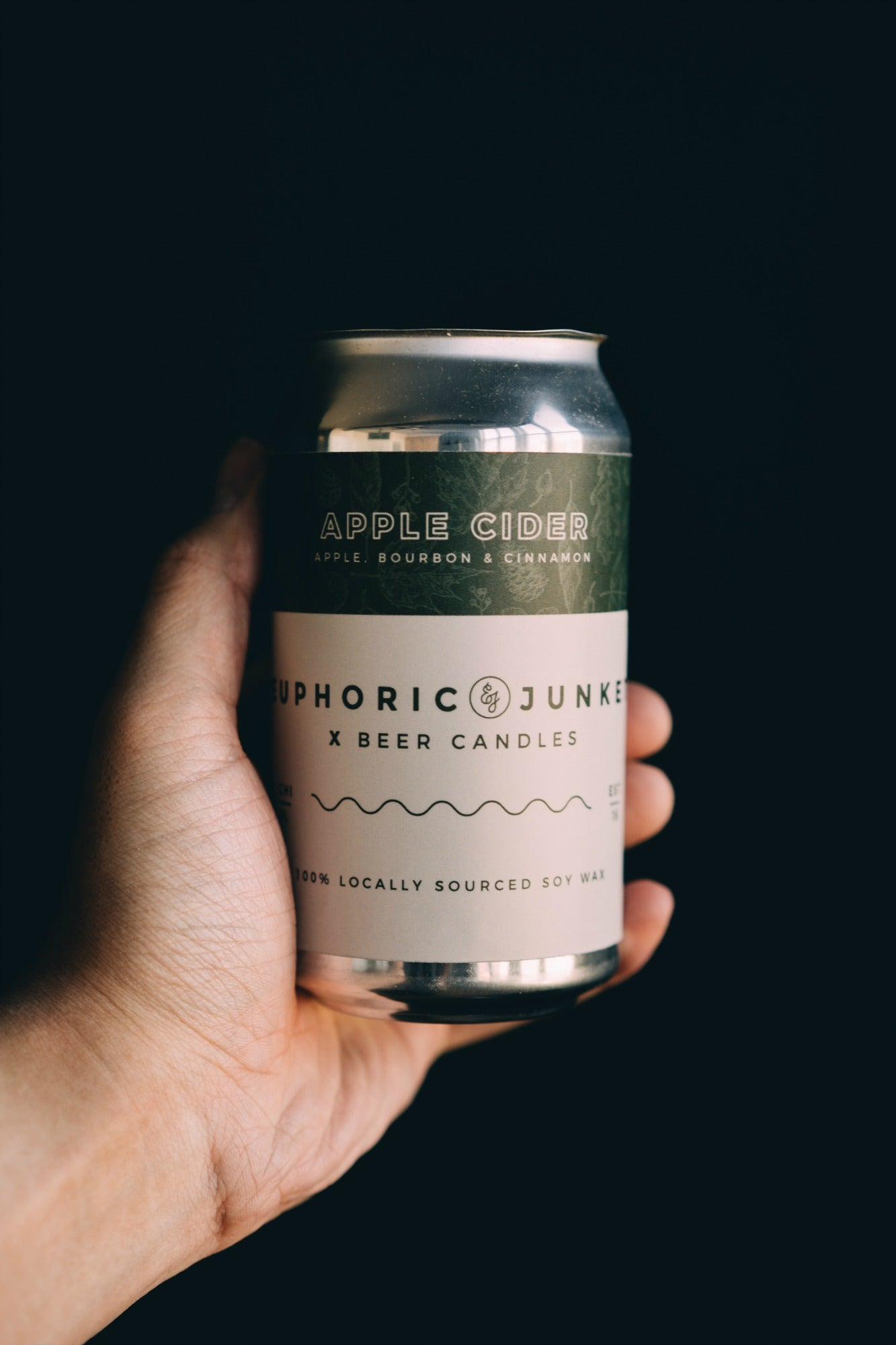 Apple Cider CAN·dle (Limited Seasonal Release)