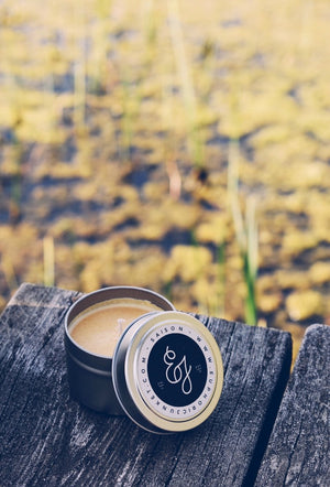 Saison Travel Candle