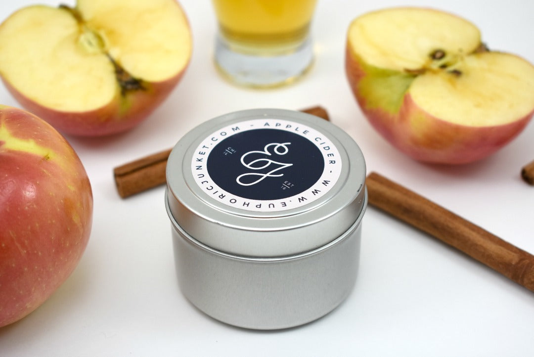 Apple Cider Travel Candle