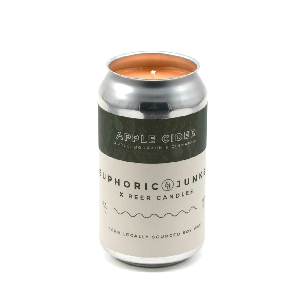 Apple Cider 12 oz CAN·dle | Limited Seasonal Release