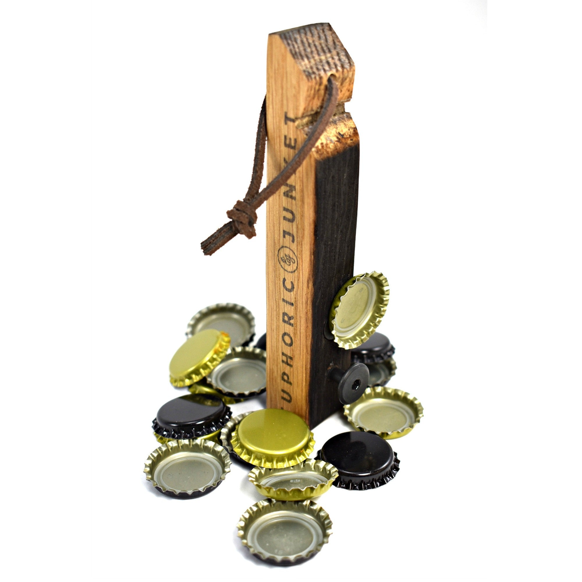Bourbon Barrel Bottle Opener