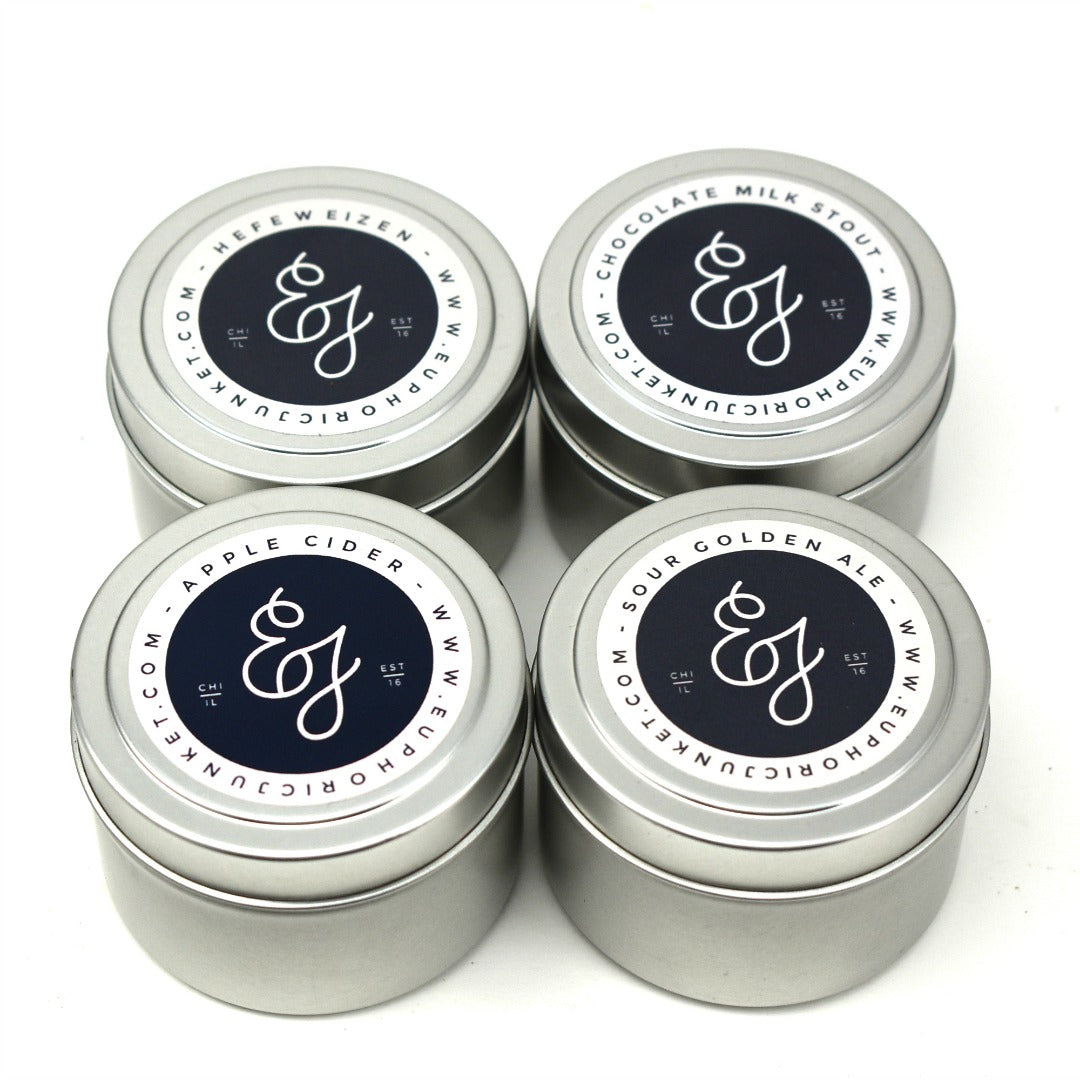Travel Candle 4-Pack