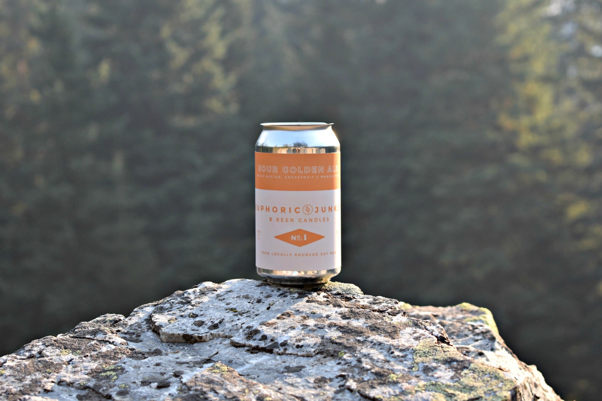 Sour Golden Ale Beer CAN·dle
