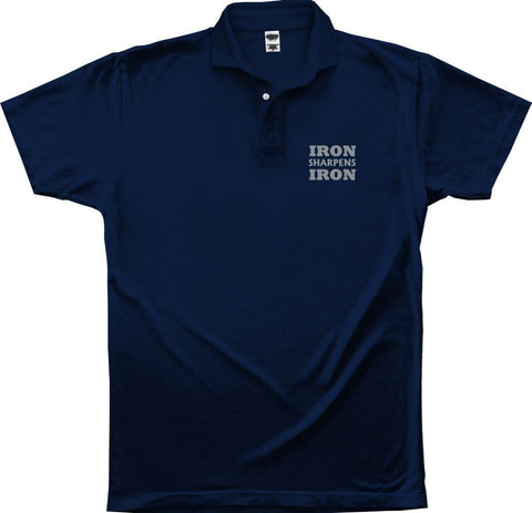 Iron Sharpens Iron Polo Shirt