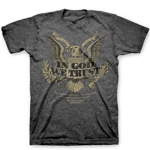 In God We Trust Eagle T-Shirt