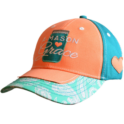 A Mason Grace Cherished Girl Cap