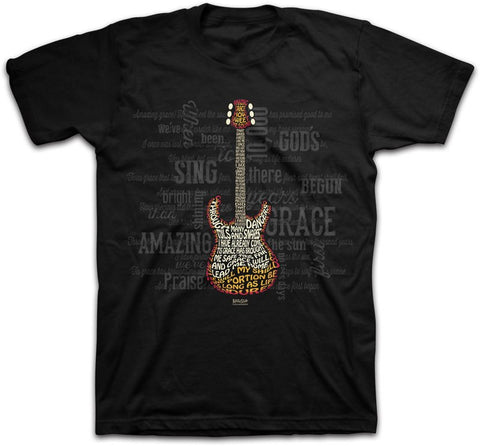 Amazing Guitar T-Shirt