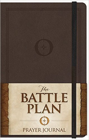 Battle Plan Prayer Journal (War Room)