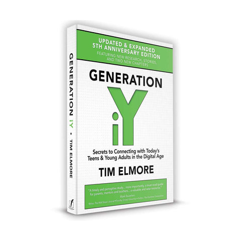 Generation iY: Secrets to Connecting with Today's Teens & Young Adults in the Digital Age (Updated and Expanded: 5th Anniversary Edition)