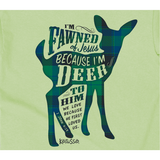 I'm Fawned Of Jesus Kids Christian T-Shirt