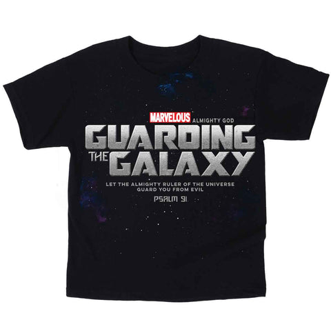 Guarding the Galaxy Kids T-Shirt