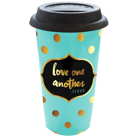 Love One Another Ceramic Mug