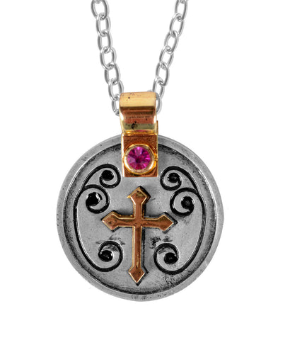Treasured Truth Women's Necklace