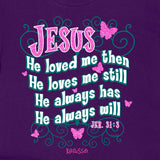 He Always Will Kids T-Shirt