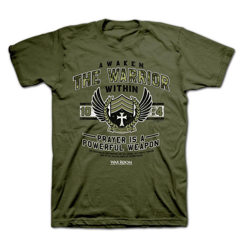 Awaken The Warrior T-Shirt