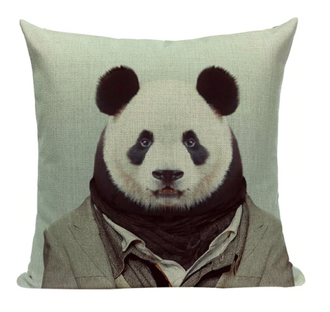 Panda Animal Pillow A5