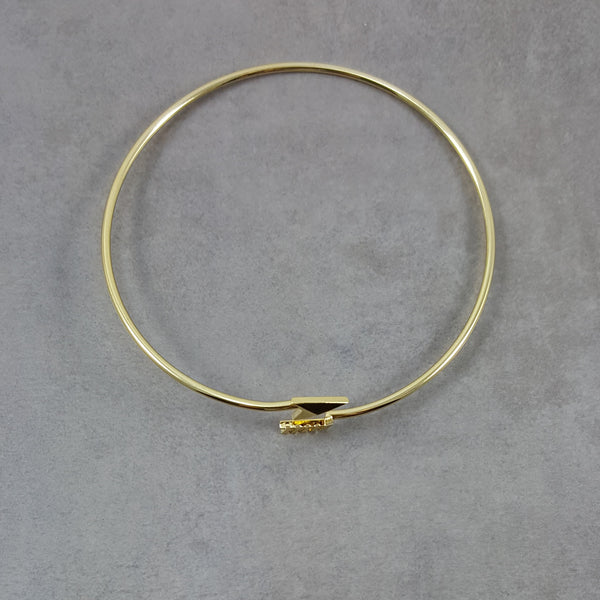 Arrow Gold Bracelet