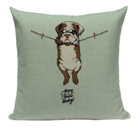 Pug Hang Pillow PUG6