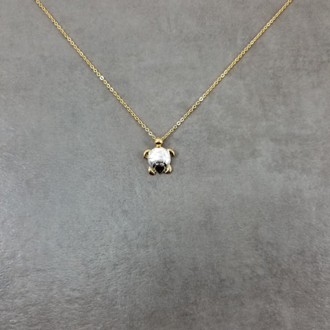 Turtle Gold Necklace