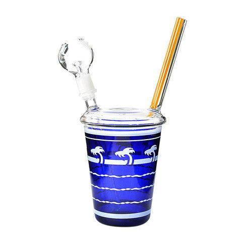 "8.5"" 14MM - IN N OUT CUP (BLUE)"