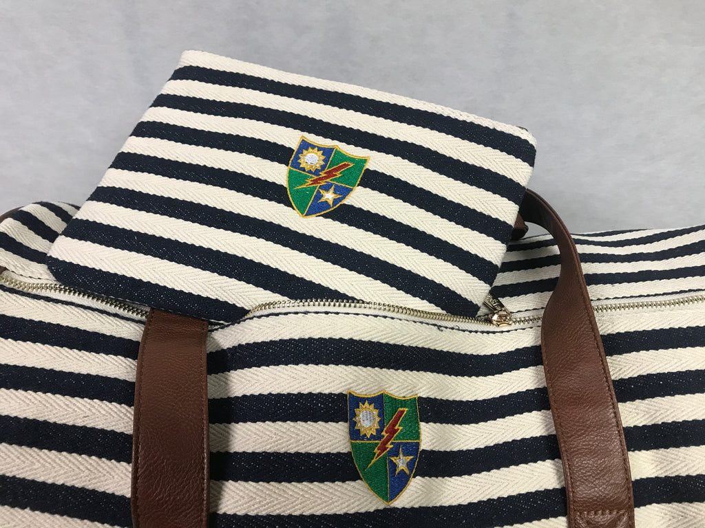 Chandler Zip Pouch with DUI