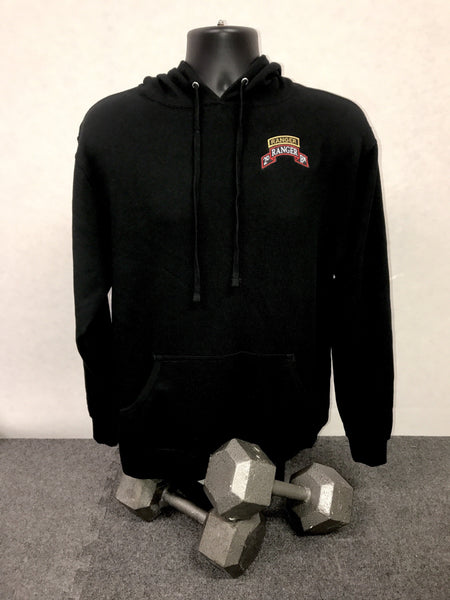 Battalion Tab and Scroll Hoodies