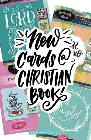 New Boxed Card Line at Christian Book Distributors