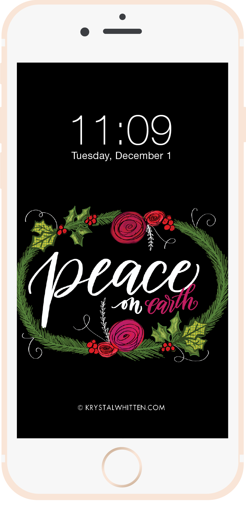 Peace Lock Screen (12/17)